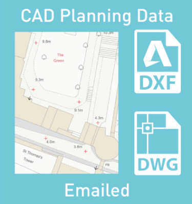 CAD Planning Data